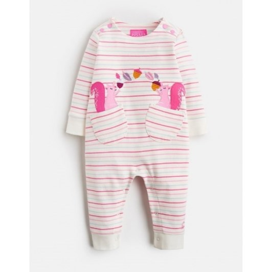 Joules Long Sleeved Babygrow