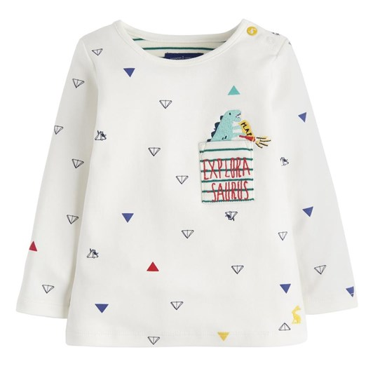 Joules Novelty Pocket Jersey Top