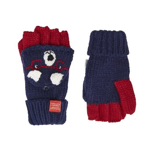 Joules Character Mittens