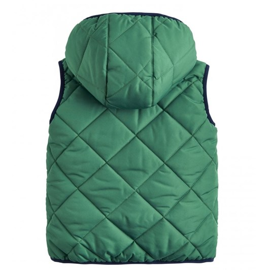 Joules Polar Fleece Lined Quilted Gilet
