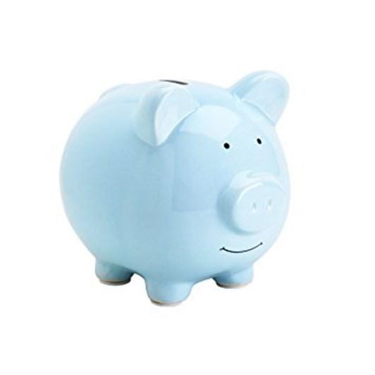 Pearhead Piggy Bank /Blue
