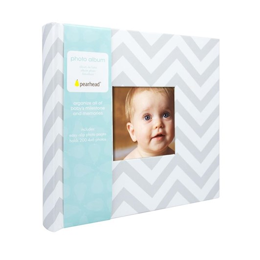 Pearhead Chevron Photo Album