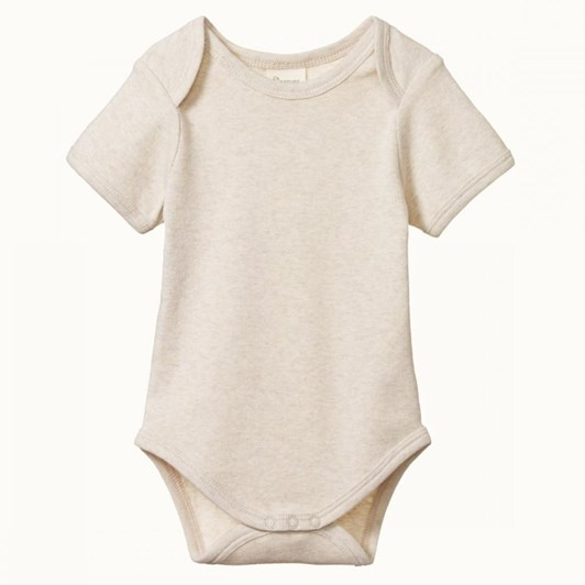 Nature Baby S/S Bodysuit