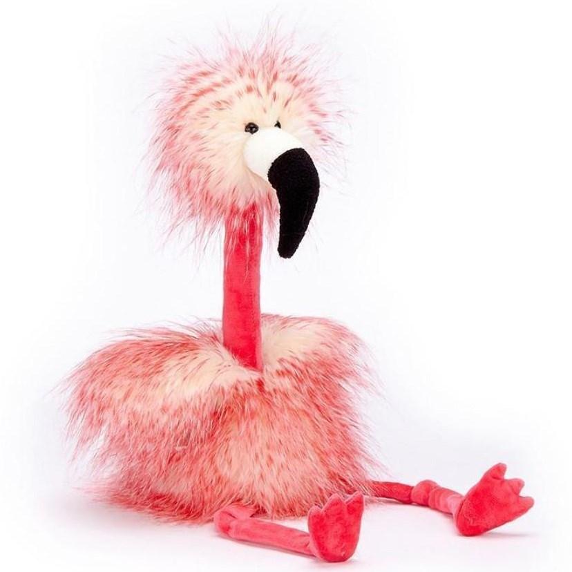 Jellycat  Flora Flamingo - na