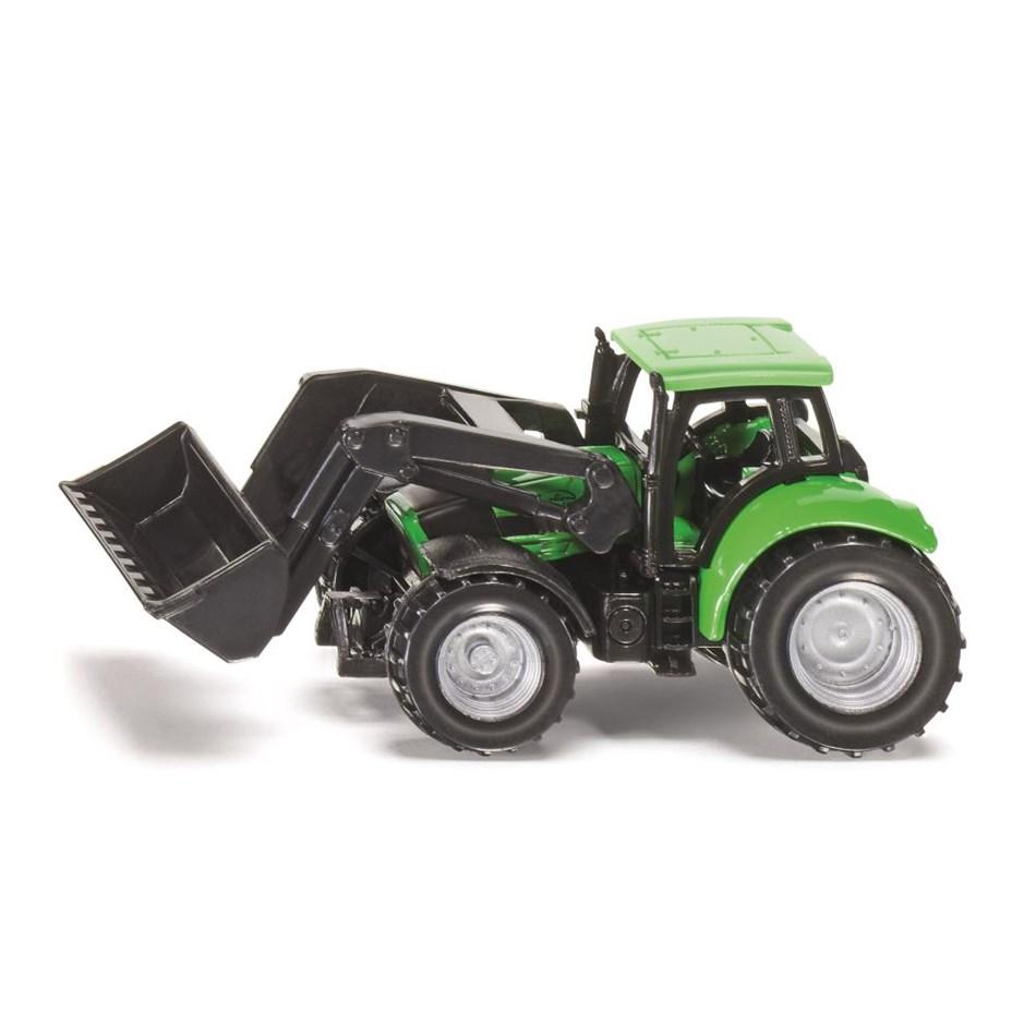 Siku Deutz-Fahr Tractor w Front Loader -