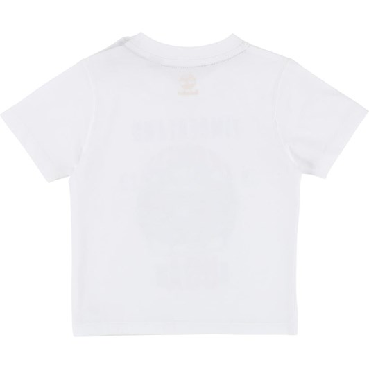Timberland Short Sleeves Tee-Shirt