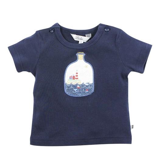 Bebe Leon Bottle Ocean Tee