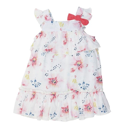 Fox & Finch Meadow Print Dress W Bow