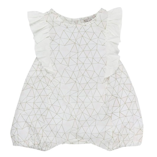 Fox & Finch High Tea Geo Romper