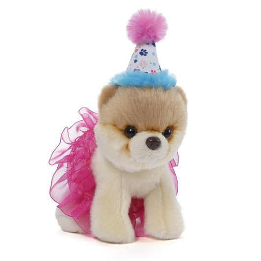 Itty Bitty Boo Birthday Tutu