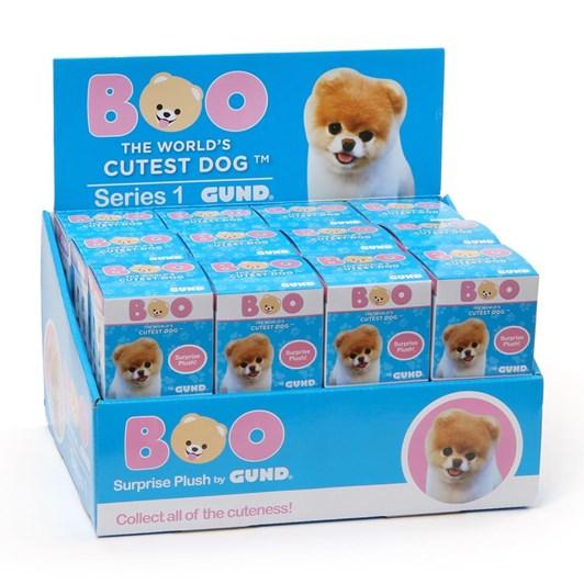 Jasnor Boo Plush Blind Box Series 1