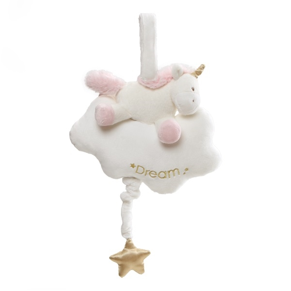 Jasnor Luna Unicorn Pullstring Musical -