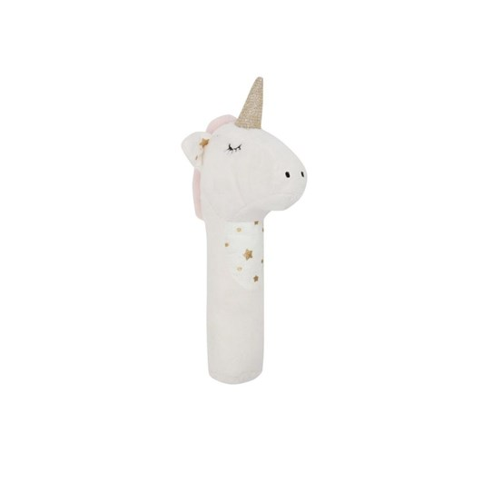 Lily & George Stardust Unicorn Rattle