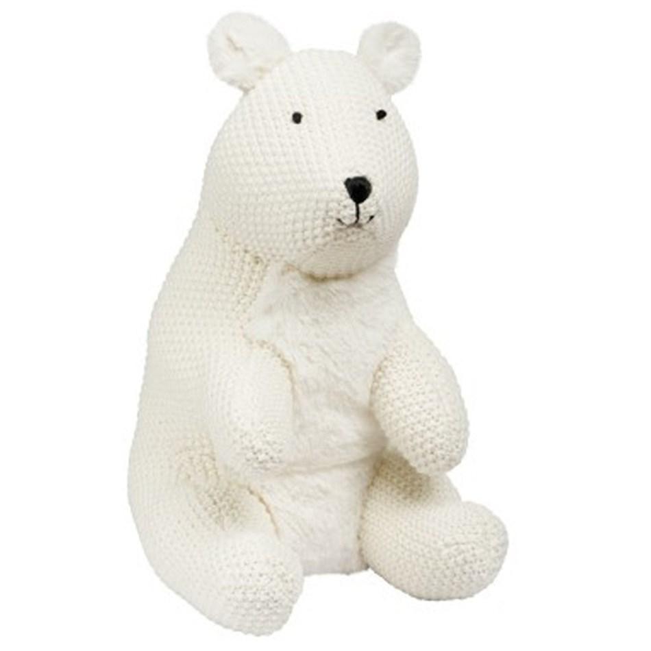 Lily & George Peter Polar Bear -