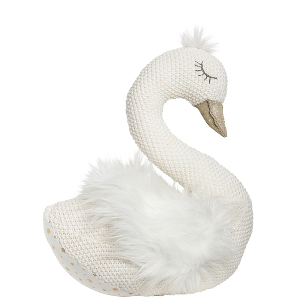 Lily & George Sylvie Swan Toy -