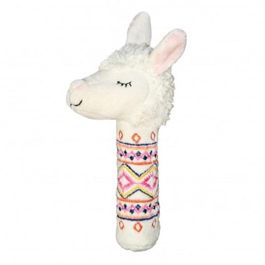 Lily & George Lulu Llama Rattle