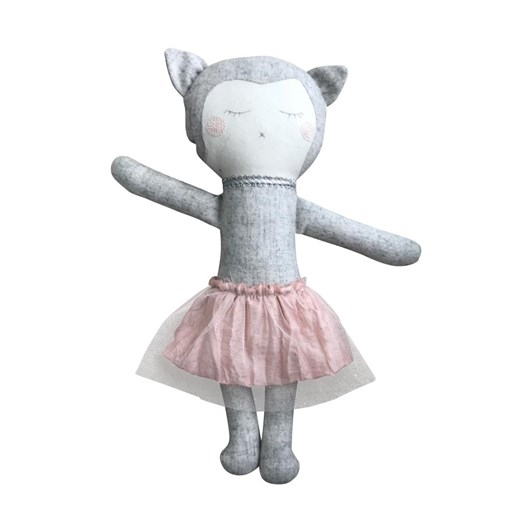 And The Little Dog Laughed Audrey Is A Cat Doll