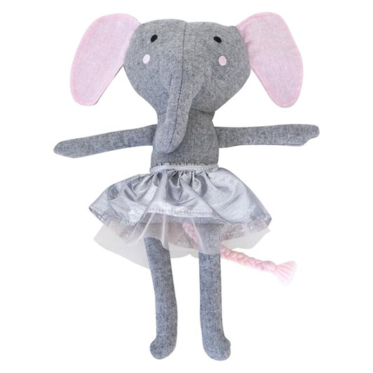 And The Little Dog Laughed Edwina The Elephant
