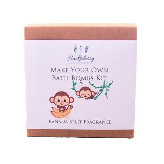 Huckleberry Make You Own Bath Bombs Kit