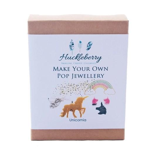 Huckleberry Make Your Own Pop Jewellery Kit Unicornia
