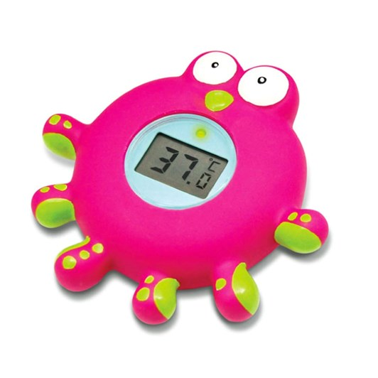 Escabbo Bath Toys Digital Thermometer-Octopus