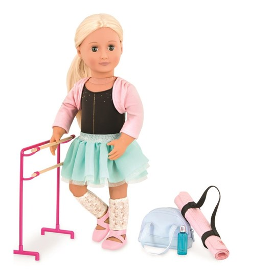 Our Generation Dolls Og Accessory - Ballet Set
