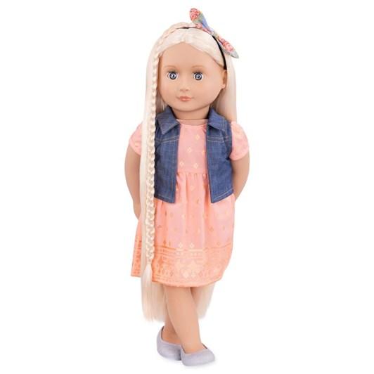 "Our Generation Dolls Og 18"" Hairgrow Doll - Lyra"