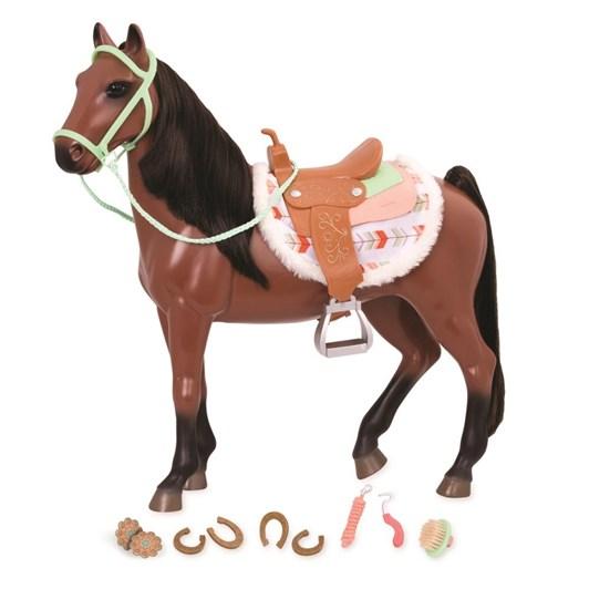 "Our Generation Dolls 20"" Horse - Buckskin"