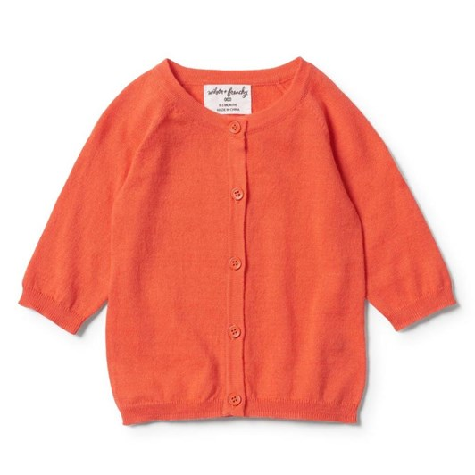 Wilson And Frenchy  Summer Cardigan