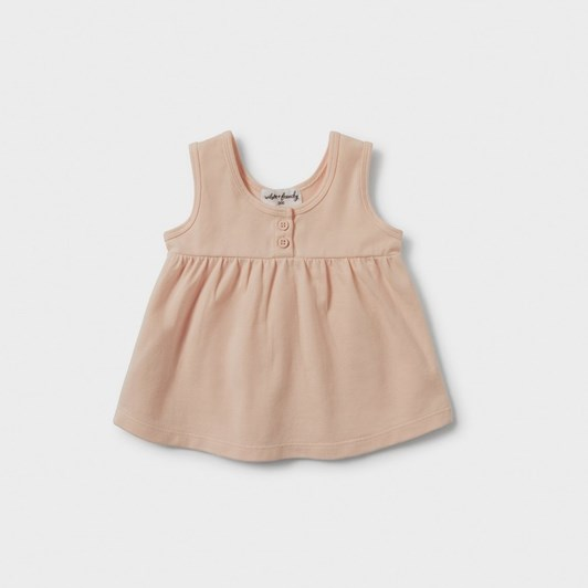 Wilson And Frenchy  Buttoned Tank