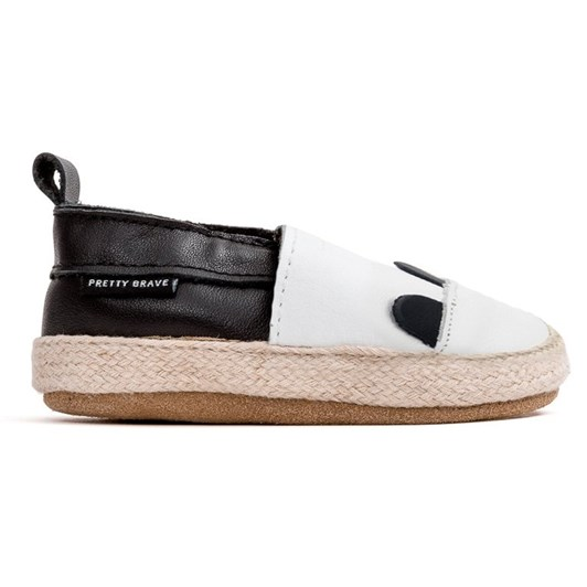 Pretty Brave Espadrille Panda shoes