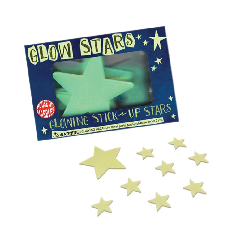 House Of Marbles Glow Star -