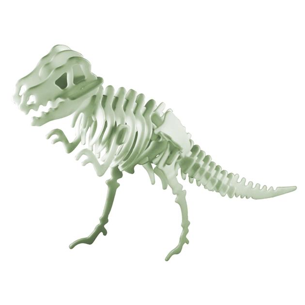 House Of Marbles Dino-Glo Model Kits -