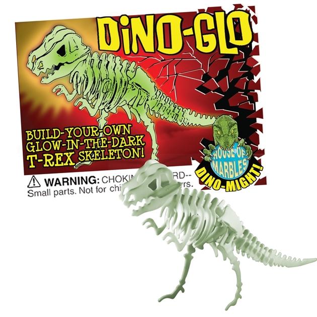 House Of Marbles Dino-Glo Model Kits - na