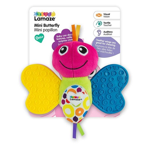 Lamaze Mini Teether Butterfly
