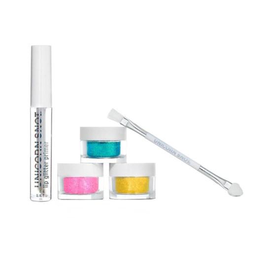 Unicorn Snot Holographic Lip Glitter Kit