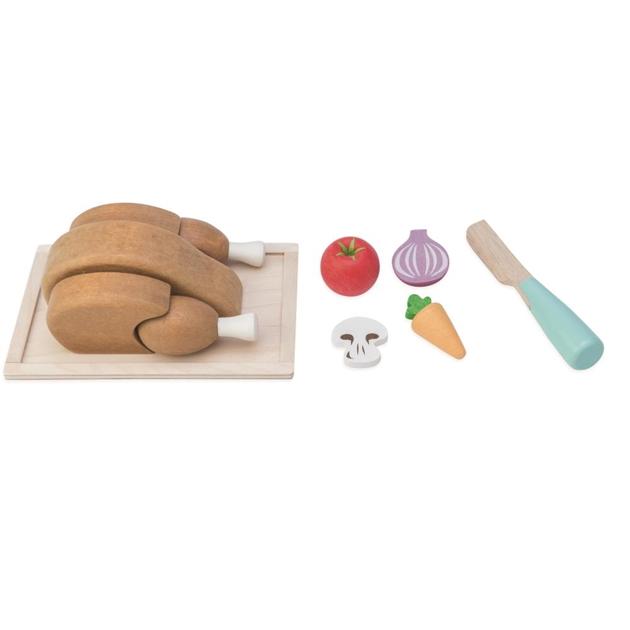 Le Toy Van Chicken Sunday Roaster Set - na
