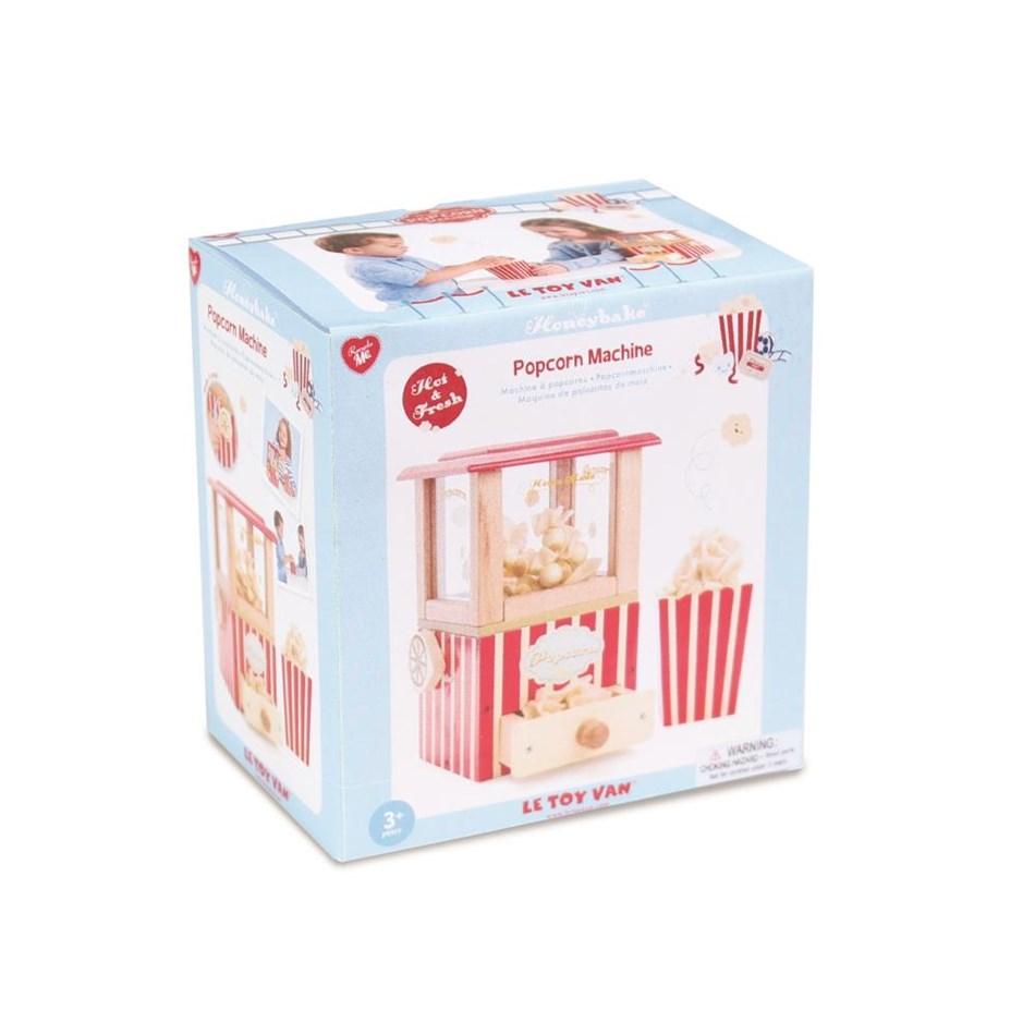 Le Toy Van Popcorn Machine - na
