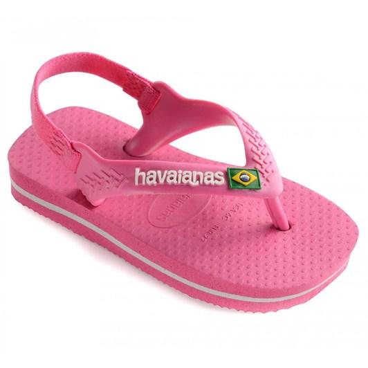 Havaianas Baby Brazil Logo 0703