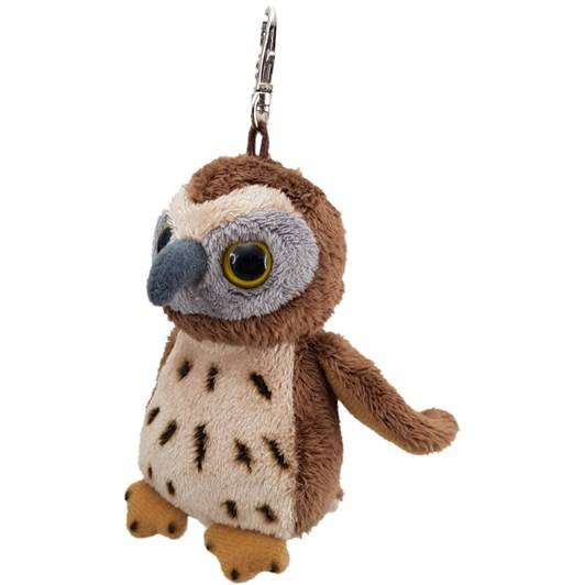 Antics Morepork Keyclip