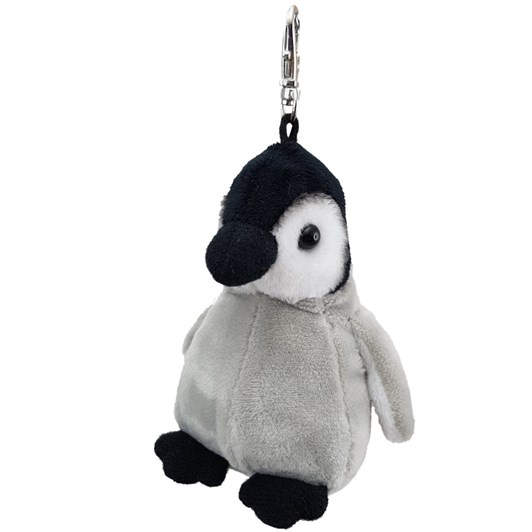 Antics Penguin Chick Keyclip