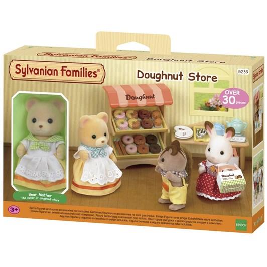 Sylvanian Families Doughnut Store