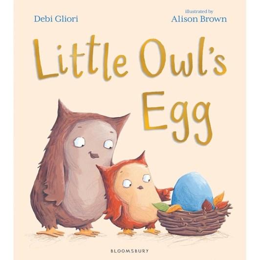 Blue Duck Books Little Owls Eggs