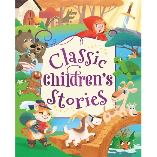 Blue Duck Books Classic Childrens Stories