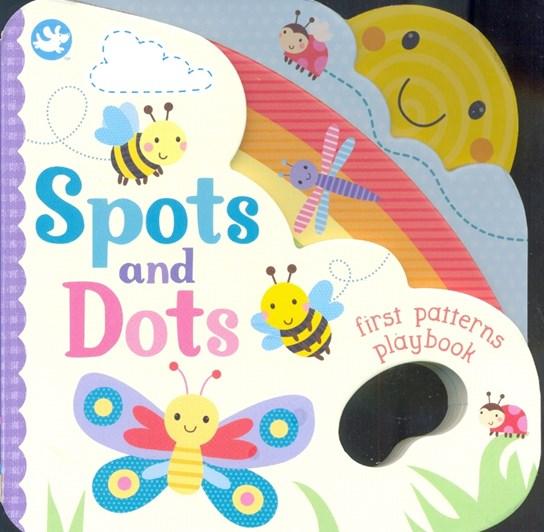 Blue Duck Books Little Me Spots And Dots