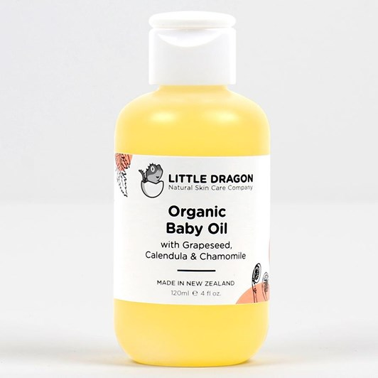 Little Dragon Organic Baby Oil