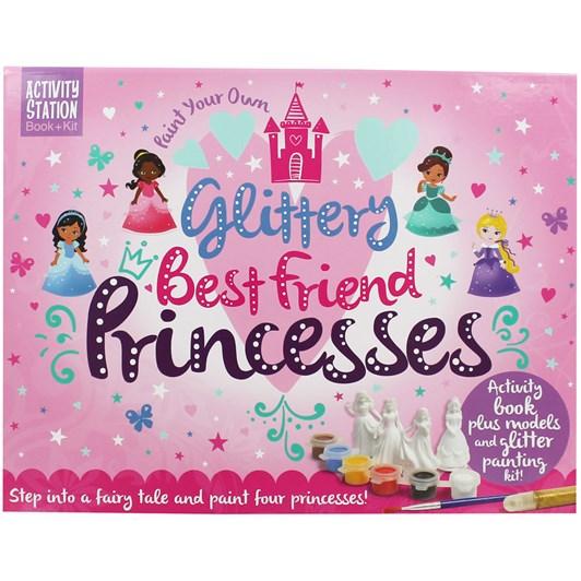 Blue Duck Books Paint Your Own Best Friend Princess