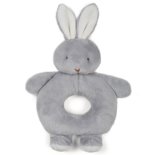 Bunnies By The Bay Ring Rattle Grady Bunny