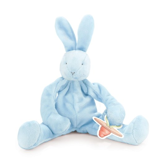 Bunnies By The Bay Silly Buddy Blue Bunny