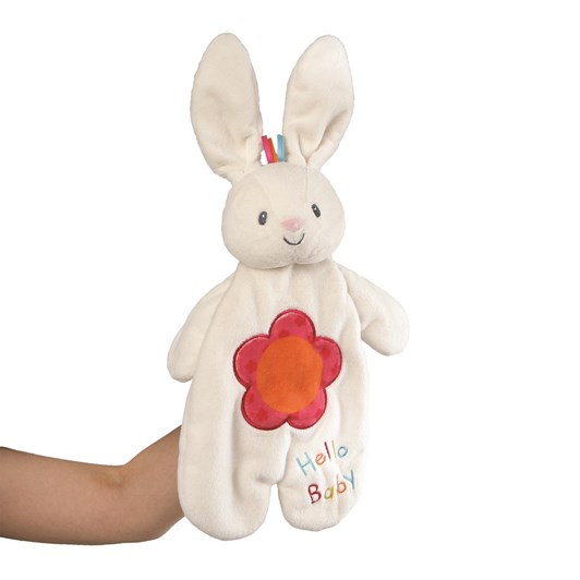 Jasnor  Flora Bunny Activity Lovey